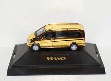 Herpa Mercedes-Benz VIANO DCVD-Collection Nr. 10 GOLD 1:87 in PC  und OVP