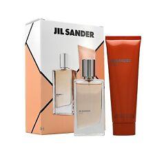 Jil Sander Eve 30ml Eau de Toilette & 75ml Bodylotion Neu & Originalverpackt