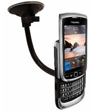 BLACKBERRY 9800 SUPPORT VOITURE CHARGEUR KIT SUPPORT À VENTOUSE ROYAUME-UNI