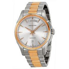 Hamilton Jazzmaster Grey Mens Automatic Watch H32595151-AU