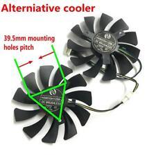 Zotac GTX1060 GTX1070 MINI Graphics Card cooling fan cooler 2pcs/set