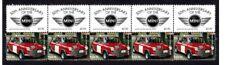 AUSTIN MINI MORRIS COOPER CAR 50th ANNIV STRIP OF 10 MINT STAMPS, COOPER S 3