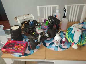 Hobao Hyper 7 Nitro Rc with extras