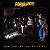 """MARILLON """"CLUTCHING AT STRAWS"""" CD NEW"""
