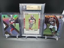 Chris Godwin Rookie Card Lot (3) BGS 9.5, Select Silver, Serial Numbered -...