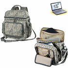 Digital Camouflage Backpack Great for School, Camping, Hiking and Sport Travel
