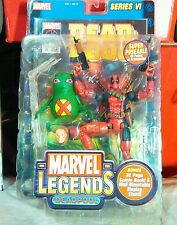 "DEADPOOL|series VI|6""figure