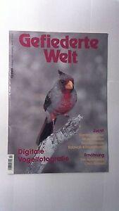 Gefiederte Welt Magazin Ausgabe Nr. 10/2006