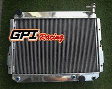 52MM For 1981-1990 Toyota Landcruiser Aluminum Radiator