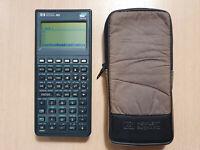 Hewlett Packard HP 48G, Calculator 32K RAM, Taschenrechner #706