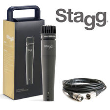 Stagg SDM70 Professional High Quality Handheld Wired DJ Microphone MIC FREE XLR