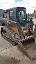 2012 John Deere Ct333D Multi Terrain Loader