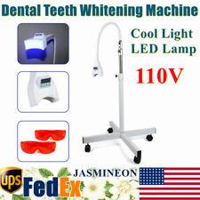 Dental Oral Teeth Whitening Machine Cool Light Led Lamp Bleaching Accelerator Us