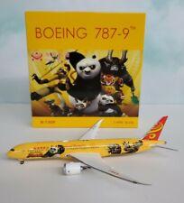 Phoenix 1:400 Hainan Airlines 787-9 B-7302 Kung Fu Panda Yellow B787-9