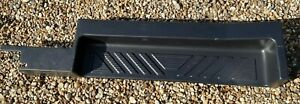 New Genuine Ford Transit MK6 / 7 O/S Bus Door Scuff Step Plate 1197677