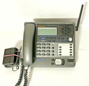 Panasonic KX-TG2000B 2.4 GHz 2 Line Phone Base Station Only w/Digital Mail & CiD