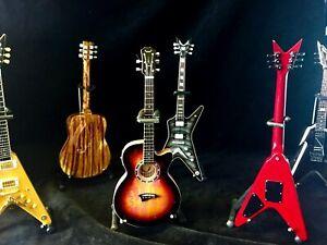 Dean Handcrafted Miniature Model Guitars - Axe Heaven