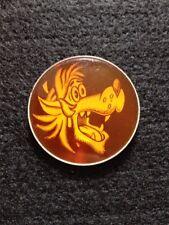 "USSR PIN Russian Cartoon ""NU POGODI"" Wolf Soviet Vintage Badge."