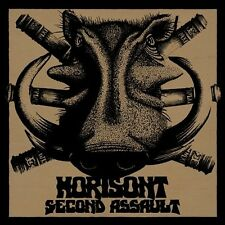 Horisont-Second Assault CD