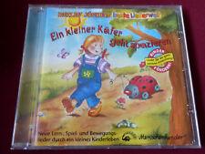 Ein kleiner Käfer geht spazieren Detlev Jöcker CD Kinderlieder Bewegungshits