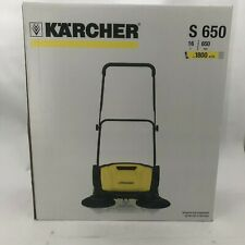Karcher S650 Patio Sweeper: 1800m2/h I S650 I Outdoor Sweeper