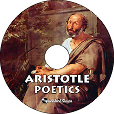 Poetics - MP3 CD Audiobook in CD sleeve
