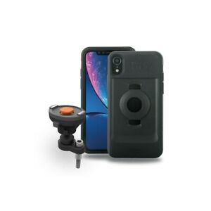 FitClic Neo Motorcycle Pin Mount Kit for iPhone XR