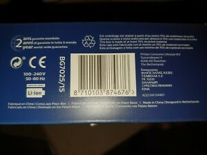 Philips body shaver bg7025/15