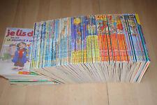 ENORME lot 78 magazines Je Lis déjà n°142 à 232 - 2002 à 2010