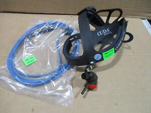 "CUDA Surgical ""RCS"" Headlight and Fiber Optic Cable"