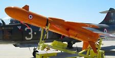Selex ES Mirach 150 Italy Unmanned Aerial UAV Aircraft Desktop Wood Model Large