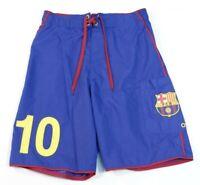 FC Barcelona Football Club Royal Blue Shorts Boardshorts Men's NWT