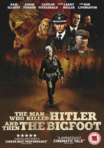 The Man Who Killed Hitler and Then the Bigfoot DVD (2019) Sam Elliott,