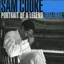 Sam Cooke - Portrait Of A Legend - Sam Cooke CD R0VG The Cheap Fast Free Post