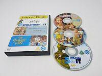 Because of Winn-Dixie The Sandlot Five Children and It DVD (2007) AnnaSophia