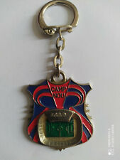 Porte-clés Football CAMP NOU F.C.B BARCELONE keychain Keyring vintage an.90