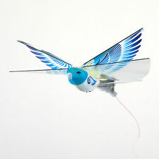eBird-Award Winning Blue Flying Bird- 2.4 GHz RC- Control Range Up to 90 ft