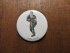 1970-71 Serge Savard Montreal Canadiens Pin Back Button Hockey