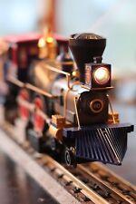 MTH CP Jupiter 4-4-0 30-1673-1 w/PS 3.0 Steam Engine
