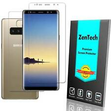ZenTech FULL BODY [Front+Back] Screen Protector Guard For Samsung Galaxy S8