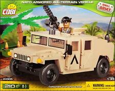 COBI NATO AAT Vehicle / Desert 1:35 (24305) - 210 elem. - HMMWV