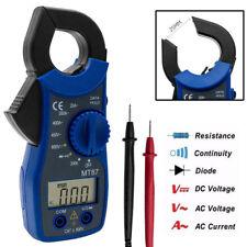 Digital Clamp Meter AC/DC Current Voltage Multimeter Temp Volt Amp Tester NEW UK