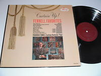 Curtain Up! - Fennell Favorites LP - Mercury MG50294