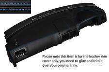 Blue stitch Dash capot en cuir de tableau de bord s' adapte SUBARU IMPREZA WRX STI 98-00