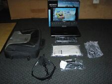 "(9"") Sony BDP-SX 910 Portable BluRay Playe"