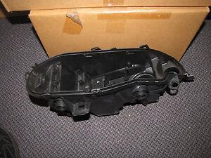 NEW OE Saab 9-5 Headlight Housing (w/o Lens) - Driver Side 12762508 2006 to 2009