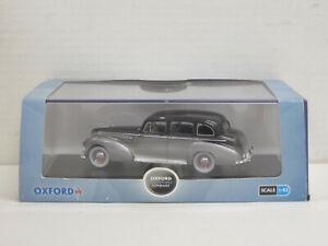 Humber Pullman Limousine in grau/silber, OVP, Oxford, 1:43