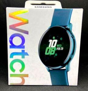Samsung Galaxy Active Watch - 20mm Smart Watch - SM-R500NZGABTU - Green Strap.