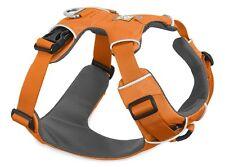 Ruffwear Face gamme Promenade Chien Harnais M Orange Coquelicot