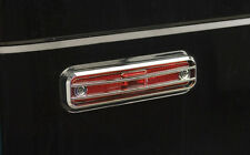 New PUTCO Chrome Trim-Side Marker Lamp Covers / FITS 2006-2009 HUMMER H2